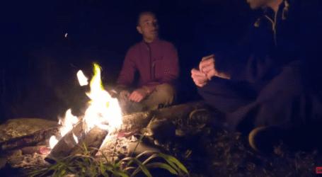 Ένας Λαρισαίος, ένας Γάλλος και η περιπέτειά τους στα παράλια της Λάρισας (βίντεο)