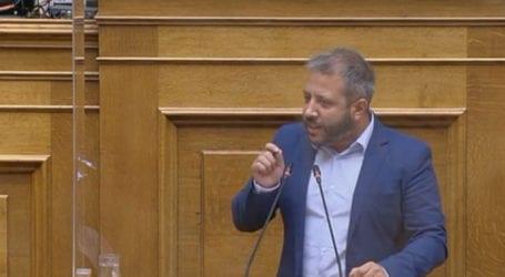 Αλ. Μεϊκόπουλος:«Με μισθούς πείνας, 10ωρα, φθηνές υπερωρίες νομίζει η ΝΔ ότι θα φέρει επενδύσεις»