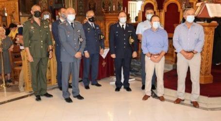 Εορτασμός της «Ημέρας Τιμής των Αποστράτων της Ελληνικής Αστυνομίας» (φωτο)