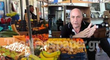 Μπέος για τις λαϊκές αγορές: «Υπήρχαν παιδιά και αποπαίδια…»