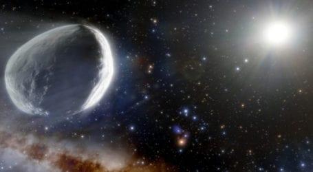 Μπερναρντινέλι-Μπερνστάιν: Γιγαντιαίος κομήτης στις εσχατιές του ηλιακού μας συστήματος
