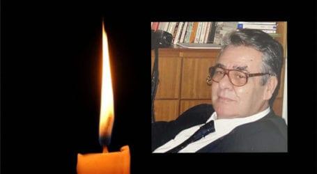 Πέθανε ο Βολιώτης χειρουργός-ογκολόγος, Κώστας Δημουλάς