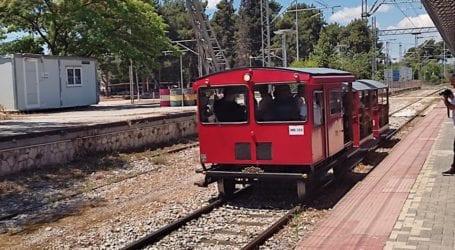 Βόλτα με δρεζίνα στη Λάρισα – Η πρόταση για την τουριστική διαδρομή στην παλιά γραμμή Ραψάνης-Τεμπών (φωτο – βίντεο)