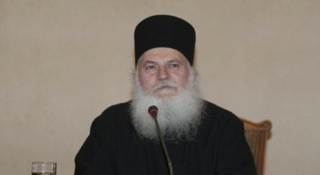 Εφραίμ: Σε κρίσιμη κατάσταση στον Ευαγγελισμό ο ηγούμενος της Μονής Βατοπεδίου