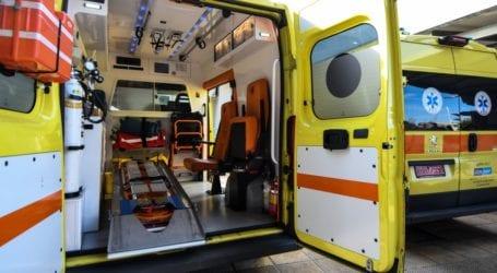 Βόλος: Τραυματίστηκε νεαρός – Έπεσε από σκαλοπάτια μεθυσμένος