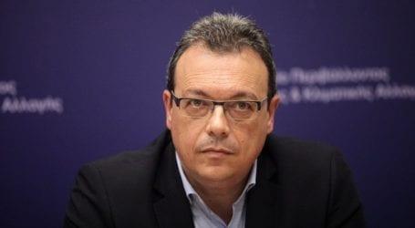 Στη Λάρισα σήμερα Τρίτη ο τομεάρχης Περιβάλλοντος και Ενέργειας της Κ.Ο. του ΣΥΡΙΖΑ Π.Σ. Σωκράτης Φάμελλος