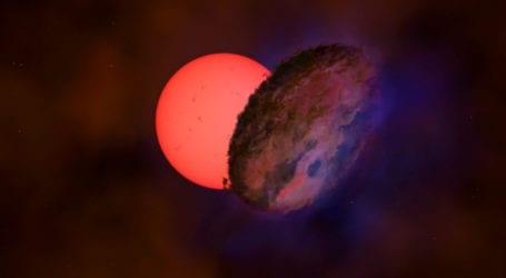 Γιγάντιο άστρο που αναβοσβήνει ανακαλύφθηκε κοντά στο κέντρο του γαλαξία