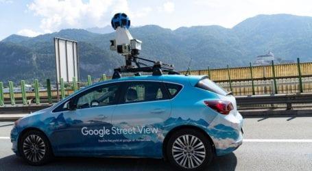 Νέα χαρτογράφηση της Google στη Θεσσαλία