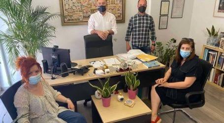 Κέλλας: Συναντήσεις με τους επικεφαλής των Συλλόγου ΑΞ.Ι.Α και Συνδέσμου Οικογενειών Στρατιωτικών