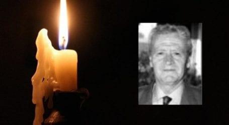 «Έφυγε» από τη ζωή ένας από τους παλαιότερους εστιάτορες της Λάρισας