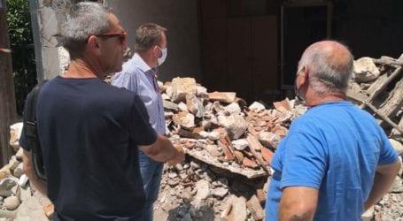 Κόκκαλης από Δαμάσι: «Ο Πέτσας έδωσε 600 ευρώ και άφησε τους σεισμόπληκτους στο έλεος του Θεού»