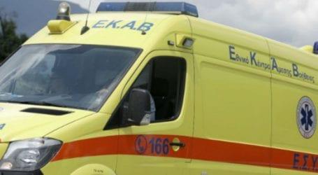Τραυματίστηκε 60χρονος Βολιώτης μετά από μέθη- Μεταφέρθηκε στο Νοσοκομείο