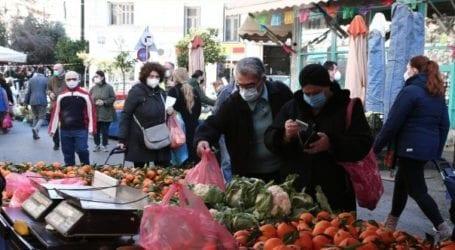 Λαϊκές αγορές: «Πράσινο φως» για επιστροφή στην κανονικότητα