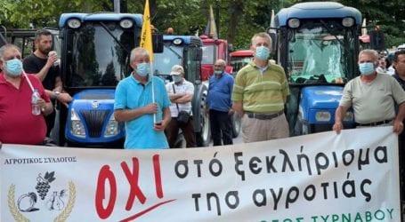 Λαϊκή Συσπείρωση Θεσσαλίας: Στηρίζει τον αγώνα και τα δίκαια αιτήματα των αγροτών