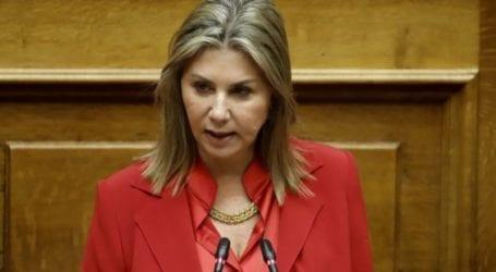 Βόλος: H Υφυπουργός Παιδείας τηλεφώνησε στη μαθήτρια που έπαθε κρίση πανικού στις πανελλαδικές εξετάσεις