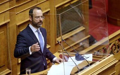 Κων. Μαραβέγιας: Ο ΣΥΡΙΖΑ κατακεραυνώνει το εργασιακό νομοσχέδιο ενώ υπέγραψε το 2019 τις «ευέλικτες ρυθμίσεις εργασίας»