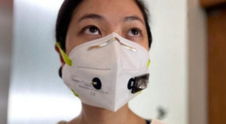 Η πρώτη μάσκα στον κόσμο που διαγιγνώσκει τον κορωνοϊό με ακρίβεια PCR τεστ