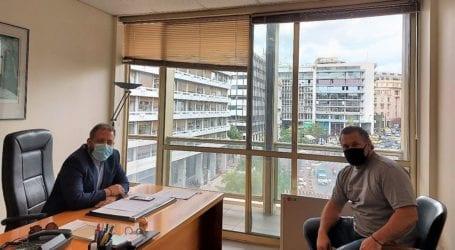 Ο Αλ. Μεϊκόπουλος στο πλευρό των Προπονητών Ποδοσφαίρου Πανεπιστημιακής Εκπαίδευσης