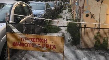 Αγανακτισμένη Λαρισαία: Ευχαριστούμε που μας σώσατε από το τοιχίο και θα πάμε από αυτοκίνητο – Τρέχουμε σαν τις κατσαρίδες… (φωτο)