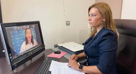 Μπίζιου: «Οι επιχειρήσεις της Λάρισας να εξερευνήσουν τις δυνατότητες που παρέχει η Ε.Ε.»