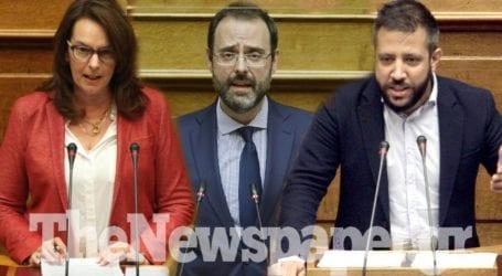 Απάντησε στον Μαραβέγια ο ΣΥΡΙΖΑ: Χρειάζεται θράσος για να υποστηρίξει κάποιος αυτό το νομοσχέδιο