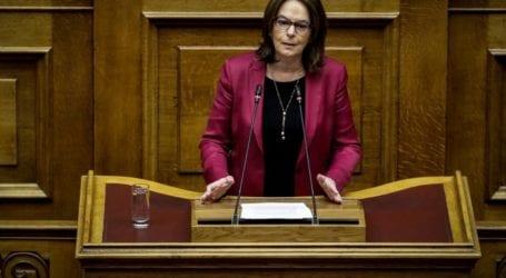 Κ. Παπανάτσιου: «Ο νόμος Χατζηδάκη θα καταργηθεί την πρώτη μέρα της προοδευτικής διακυβέρνησης της χώρας»