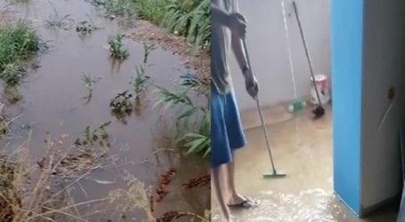 Κ. Αργυρόπουλος: Έργο του Δήμου Λαρισαίων οδηγεί τη ροή των νερών μέσα στα σπίτια (φωτο – βίντεο)