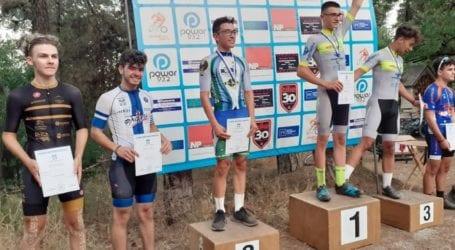 Η Νίκη Βόλου συμμετείχε στο πρωτάθλημα κεντρικής Ελλάδας MTB 2021 στα Τρίκαλα