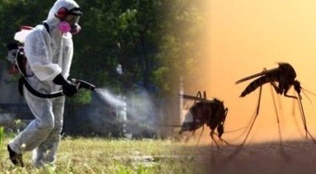 Συνεχίζεται το πρόγραμμα κουνουποκτονίας στη Μαγνησία