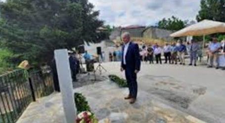 Πανδημοτικό μνημόσυνο στη μνήμη των 40 πατριωτών στη Σπηλιά