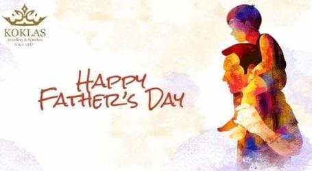 Επιλέξτε δώρα για την γιορτή του πατέρα από το Κοσμηματοπωλείο Χρυσόλιθος