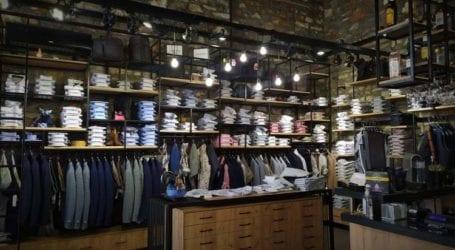 Το νέο κατάστημα ρούχων APOSTOLOS είναι πλέον γεγονός.