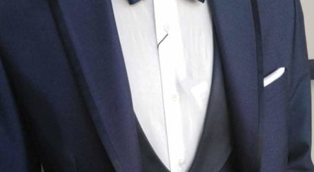 ΓΚΙΛΟΜΑΝΑΚΗΣ ΘΩΜΑΣ: Ένα όνομα συνώνυμο του γαμπριάτικου ντυσίματος…