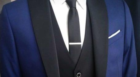 Γκιλομανάκης Θωμάς.Οι experts στο γαμπριάτικο κοστούμι