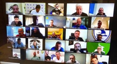 «Αγκαλιάστηκε» η αναδιάρθρωση Αυγενάκη από τους εκπροσώπους 29 ομάδων SL2 και FL