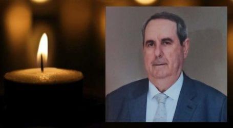 Θλίψη σε Λάρισα και Κιλελέρ – «Έφυγε» ο πρώην αντιδήμαρχος Κραννώνα, Θεόδωρος Σουλούκος