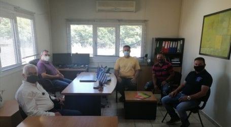 Επισκέψεις σε ΕΛΓΑ, ΟΠΕΚΕΠΕ, ΔΑΟ και Αποκεντρωμένη Διοίκηση από το Αγροτικό Τμήμα της Ν.Ε. ΣΥΡΙΖΑ – ΠΣ Λάρισας
