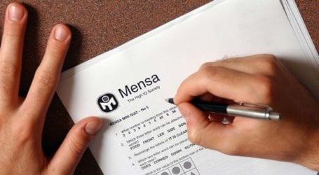 Η MENSA στον Βόλο προς αναζήτηση των δυνατών μυαλών!