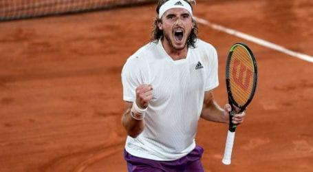 ΑΠΙΣΤΕΥΤΟΣ Τσιτσιπάς προκρίθηκε στον τελικό του Roland Garros!