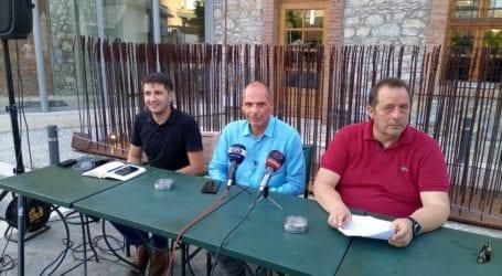 Βαρουφάκης από Λάρισα: Το 5ο Μνημόνιο «ξημερώνει» από την ερχόμενη Πέμπτη, με διπλασιασμό λιτότητας