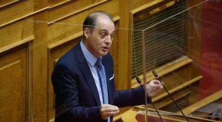 Ερώτηση Βελόπουλου στη Βουλή για τους ιδιοκτήτες ακινήτων της Μαγνησίας