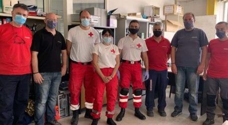 Εκπαίδευση στελεχών της EXALCO του Ομίλου Βιοκαρπέτ από τον Ερυθρό Σταυρό