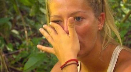 Survivor: «Λύγισε» η Βολιώτισσα Ελένη Χαμπέρη και ξέσπασε σε κλάματα