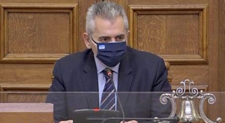 """Χαρακόπουλος στη Βουλή: """"Διαβατήριο ελευθερίας"""" το πιστοποιητικό για τον COVID-19"""