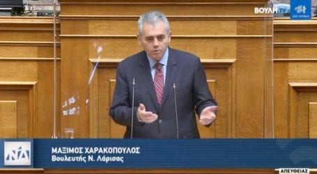 Χαρακόπουλος: «Η κυβέρνηση Μητσοτάκη αποκαθιστά τη λειτουργικότητα της Αυτοδιοίκησης»