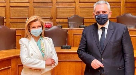 Χαρακόπουλος: Ανοίγει στη Βουλή ο φάκελος του υδατικού προβλήματος Θεσσαλίας