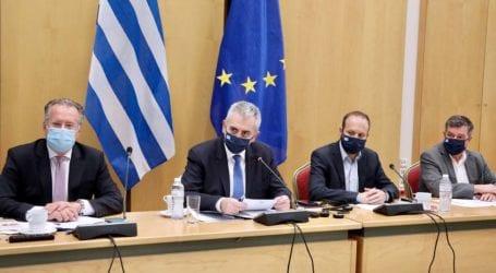 Χαρακόπουλος σε Γάλλους βουλευτές: «Έμπρακτη αλληλεγγύη της ΕΕ στην αντιμετώπιση του μεταναστευτικού»
