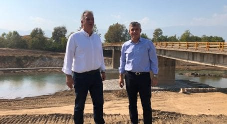 Περιφέρειας Θεσσαλίας: Ξεκινά  μεγάλο αντιπλημμυρικό έργο  σε 14 παραπόταμους του Πηνειού ποταμού στην Π.Ε. Τρικάλων
