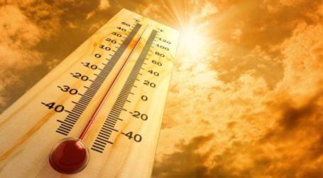 Περιφέρεια Θεσσαλίας: Έκτακτο Δελτίο Επικίνδυνων Καιρικών Φαινομένων για καύσωνα