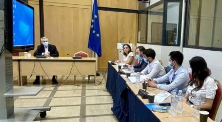 Χαρακόπουλος: Αδελφικοί οι δεσμοί Ελλάδος – Αρμενίας
